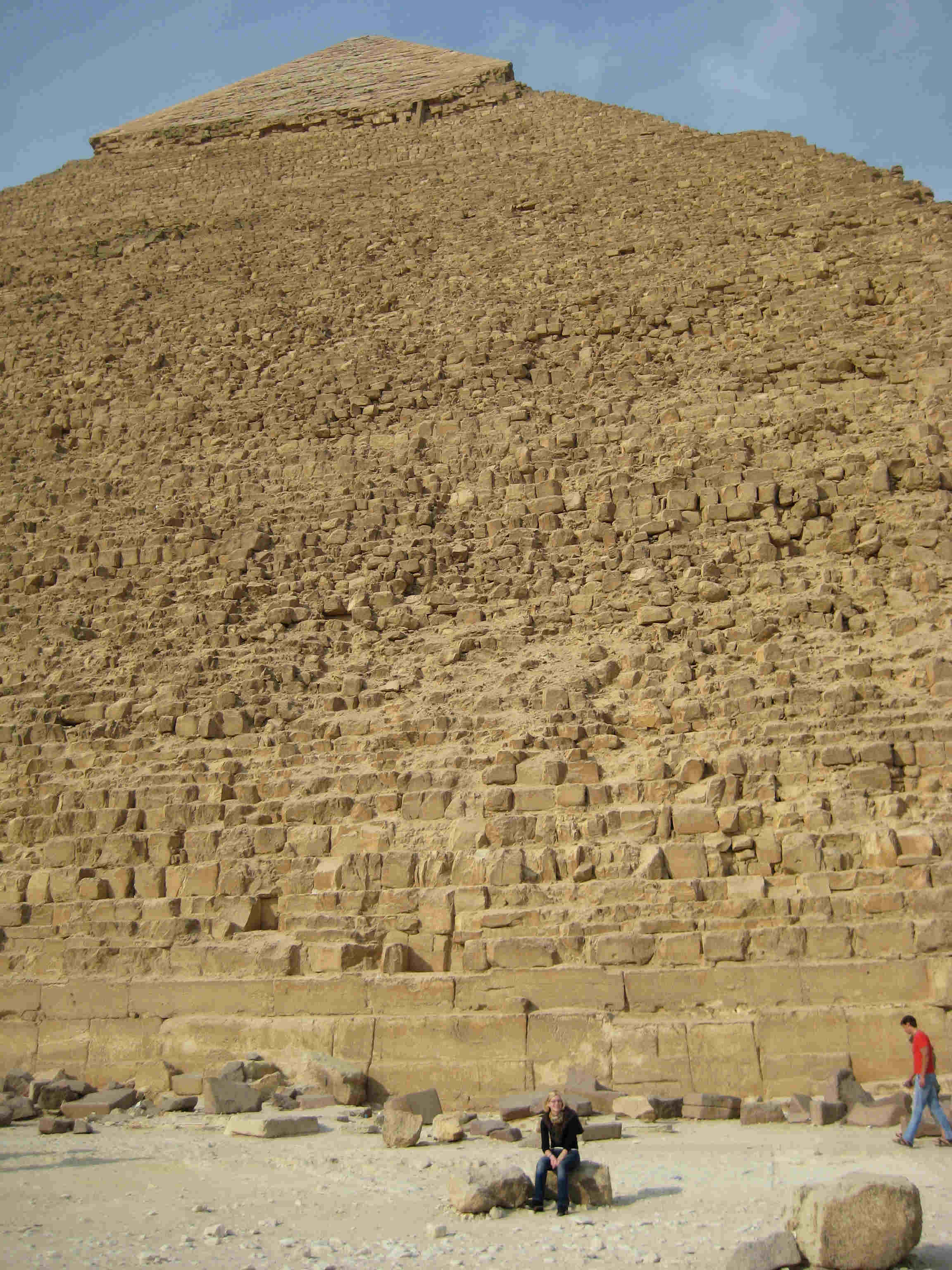 Wann Wurde Die Cheops Pyramide Gebaut